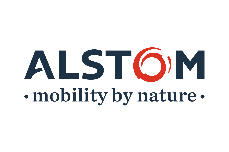 logo alstom mobility by nature