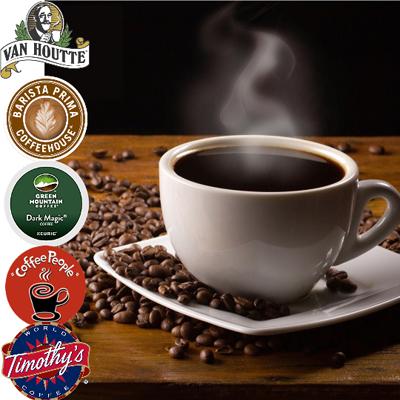 image d'une tasse de café avec des logos
